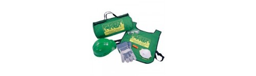 Community Emergency response bags